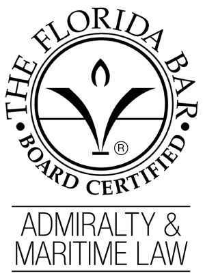 The Florida Bar Board Certified - Admiralty & Maritime Law